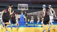 Kiyoshi dunks anime