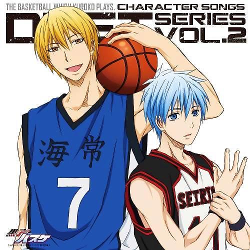 kuroko no basket characters