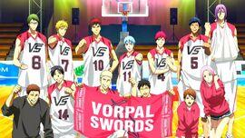 Team Vorpal Swords