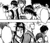 Seirin High vs Nakamiya High