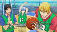 Episode 21 image KnB cup