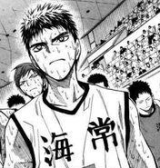 Kasamatsu manga