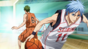 Vanishing Drive on Midorima
