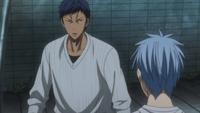 Aomine agrees to teach Kuroko