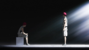 The real Akashi deep inside his consciousness