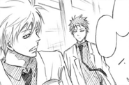 Akashi approaches Mayuzumi