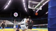Akashi scores basket