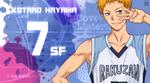 OP S3 Memories Hayama