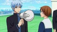Kuroko megaphone