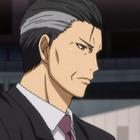 Eiji Shirogane anime mugshot