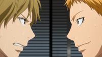 Miyaji vs Hayama