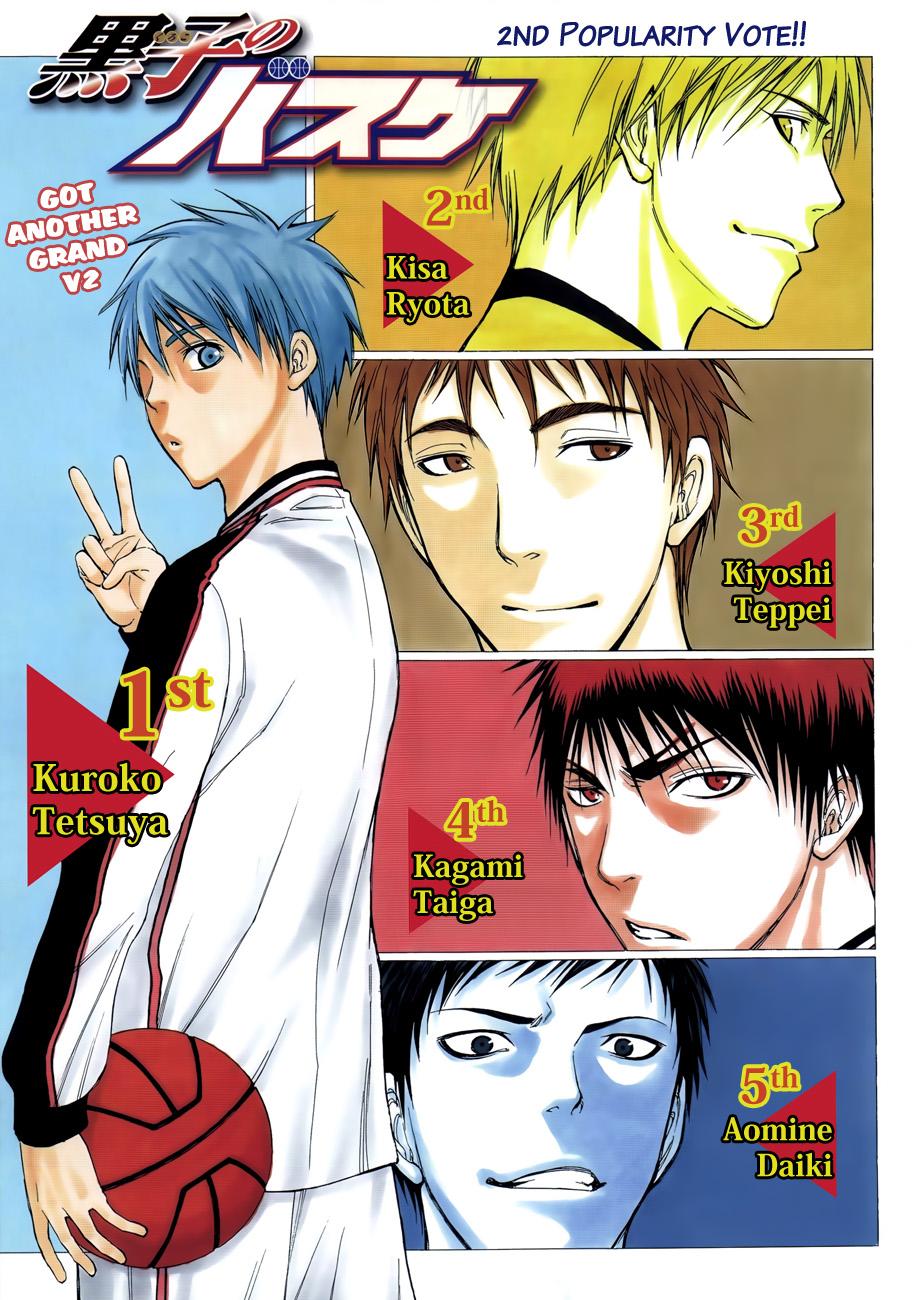 Kuroko No Basuke Official Fan Book Characters Bible