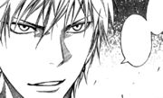 Kise's fighting spirit