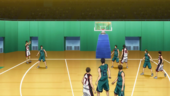 Seirin vs Kirisaki past