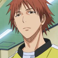 Yōhei Kawase mugshot anime