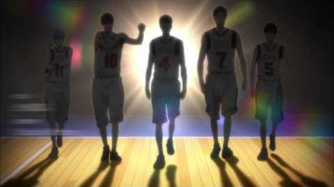 Kuroko's Basketball 2 - Opening 1 HD -1080p- by 【The Other Self - GRANRODEO 】