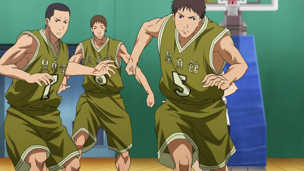 Nonton Kuroko's Basketball Season 2 Episode 4 Subtitle ...