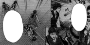 Kagami's misdirection with the vanishing drive