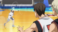 Kuroko gets back in the game with his Ignite Pass