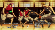 OVA credits extra Teiko
