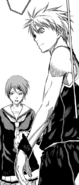 Kuroko is subbed back in