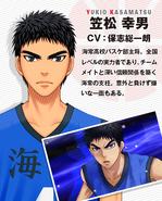 Kasamatsu game 2