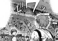 Furihata debut vs Kaijo