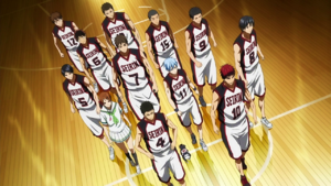 Seirin High anime full
