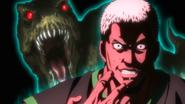 Silver's animal instincts anime