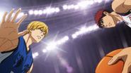 Kise vs Kagami