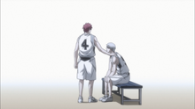 Akashi's plan to use Mayuzumi