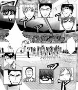 Seirin High vs Shutoku High Winter Cup