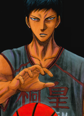 Aomine in color