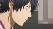 Himuro cries in front of Murasakibara