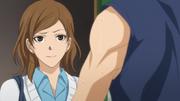 Kise's ex-girlfriend