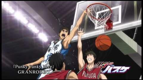 【公式】TVアニメ「黒子のバスケ」第3期番宣CM 30秒ver