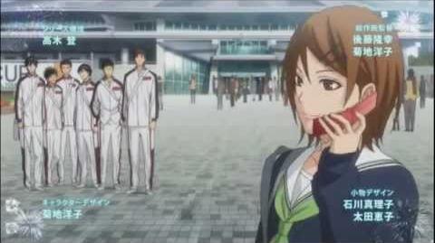 Kuroko No Basket Season 3 Opening HD (黒子のバスケ)