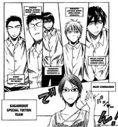 Kagamidiot Special Tuition Team