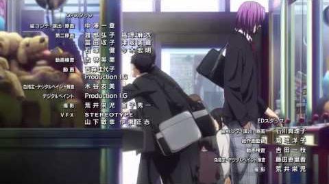 Kuroko no Basket Season 3 Ending 3 HD