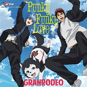 Punky Funky Love anime edition