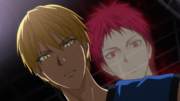 Kise's Emperor Eye