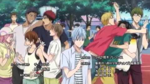 Kuroko no Basket Ending 2 (Full) Catal Rhythm - Oldcodex