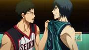 Hanamiya's hypocrisy after Kiyoshi's injury