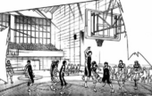 Seirin High vs Hakuryō High