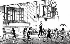 Seirin High vs Hakuryō High
