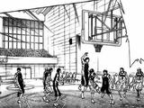 Lycée Seirin vs Lycée Hakuryō