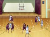 Lycée Junior Teikō vs Lycée Junior Komagi