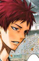 Akashi manga