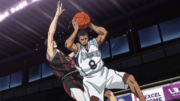 Nebuya gets the rebound anime