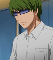 Midorima sunglasses